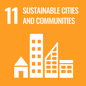SDG 11. Sustainable Cities and Communities