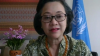 Picture of the Executive Secretary of ESCAP.